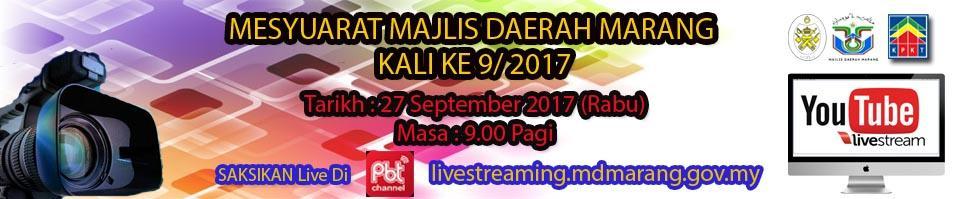 live sept 2017